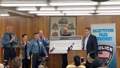 Photo of Hackettstown Police Department K9 unit receives $2,000 grant
