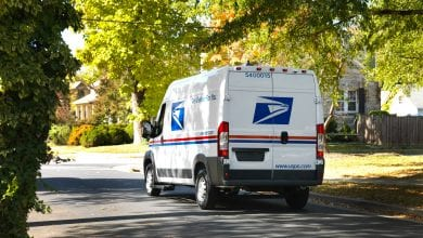 Photo of USPS in 'financially unsustainable position'