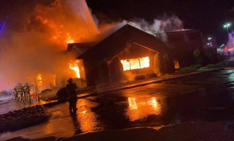 (Photo: Courtesy Mount Olive Township Fire Marshal's Office)