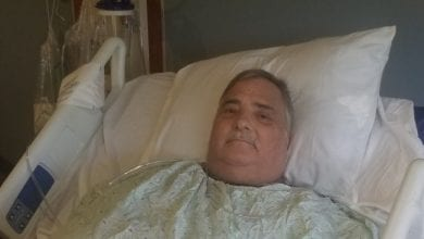 Photo of Man released from St. Luke's Warren Campus after battling COVID-19 for over 2 months