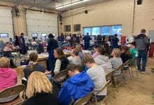 Photo of More than 100 turn out for Hackettstown-Mansfield PBA blood drive (PHOTOS)