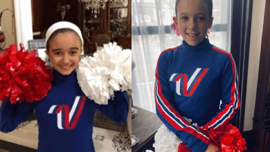 Photo of Two Local Cheerleaders to Perform in Philadelphia Thanksgiving Day Parade