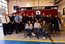 Photo of Warren County woman meets good samaritans, first responders who saved her life