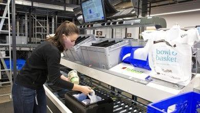 Photo of ShopRite of Hunterdon County opens micro-fulfillment center