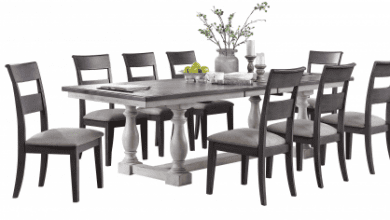 Photo of Dining set sold exclusively at Costco recalled due to chairs breaking