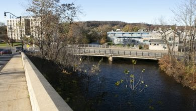 Photo of East Blackwell Street bridge to be closed for up to 10 months beginning Jan. 27