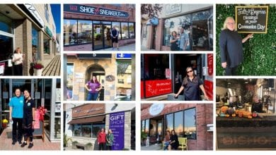 Photo of Morris County Freeholders aid local merchants while honoring Small Business Saturday