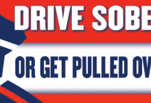 "Photo of ""Drive Sober or Get Pulled Over"" campaign starts today"