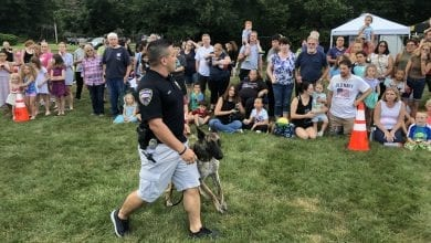 Photo of Crowd turns out for National Night Out in Hackettstown (VIDEO & PHOTOS)