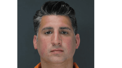 Photo of Morris County man charged in robbery spree throughout Northern New Jersey
