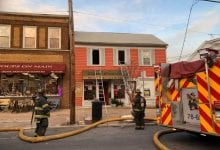 Photo of Fire causes minor damage to apartment in Hackettstown (PHOTOS)