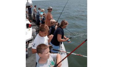 Photo of NJ Division of Fish and Wildlife offers tips for fishing like a pro