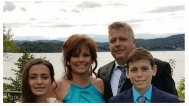 Photo of GoFundMe set up for family involved in Warren County crash
