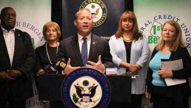 Photo of Gottheimer announces new legislation to help New Jersey families check and boost their credit