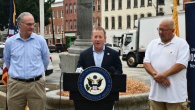 Photo of Gottheimer announces bipartisan bill to help cut taxes for seniors