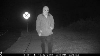 Photo of Hanover police looking to identify person of interest in graffiti investigation