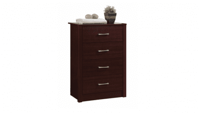 Photo of Hodedah recalls 4-drawer chests due to tip-over, entrapment hazards