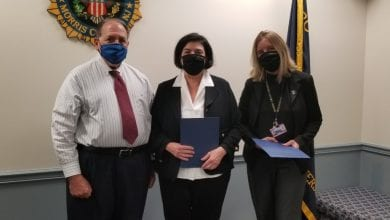 Photo of Morris County Prosecutor commends victim witness unit members for efforts on fatal bus crash case