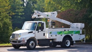 Photo of FirstEnergy aerial and light duty fleet purchases will be 100% electric or hybrid vehicles starting in 2021