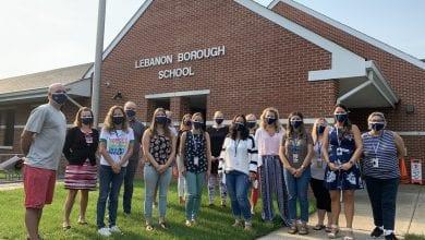 Photo of Hunterdon Healthcare donates masks to teachers and staff in Hunterdon County