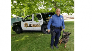 Photo of For the second time in 10 days, a Morris County Sheriff's Officer swiftly locates a missing 'Project Lifesaver' client
