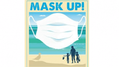 "Photo of NJ DEP launches ""Mask Up!"" campaign"