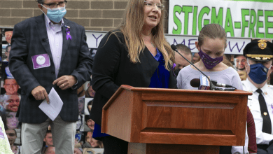 Photo of International Overdose Awareness Day observed in Morris County