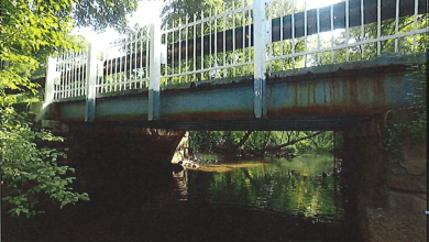 Photo of Whitehead Road Bridge replacement begins Monday in Morris Township
