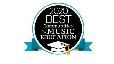 Photo of 11 Northwest New Jersey school districts receive 2020 Best Communities for Music Education honor