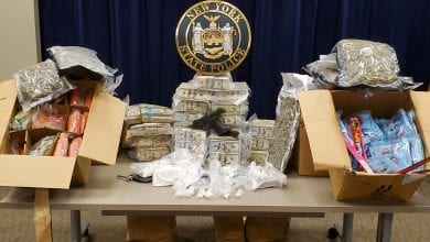 Photo of NY couple charged in major narcotics investigation, husband accused of trafficking large amounts of cocaine in Morris County