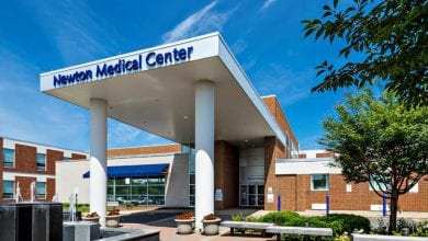Photo of Newton Medical Center named an advanced ICU care 2020 We See You Care award winner for exceptional acute care telemedicine collaboration
