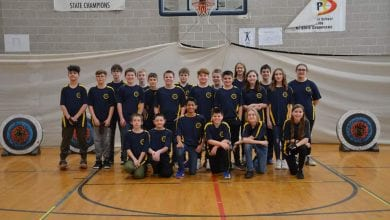 Photo of Oxford Central School wins 2020 NASP NJ archery tournament