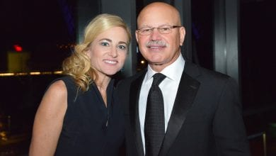 Photo of John and Angelina Perrucci ICU at St. Luke's Warren Campus thriving 5 years after generous contribution