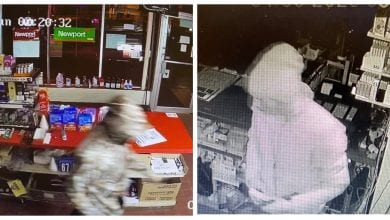 Photo of Hackettstown police seek suspects in pair of commercial burglaries (VIDEO)