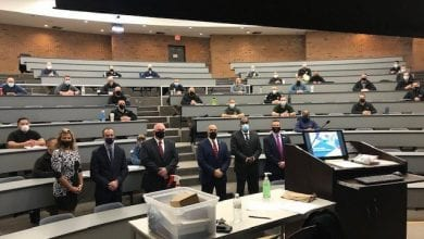 Photo of Morris County Prosecutor's Office trains officers in New Jersey Resiliency Program for Law Enforcement