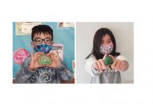 Photo of Kindness rocks Roxbury Township Schools
