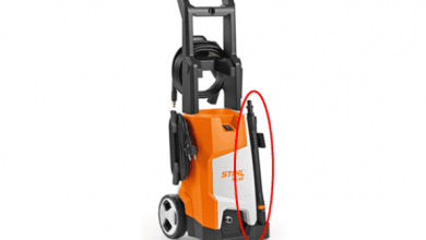 Photo of STIHL recalls pressure washers due to injury hazard