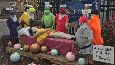 Photo of Annual scarecrow contest returns to Hackettstown