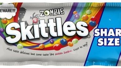 Photo of New Zombie SKITTLES® candies hit U.S. store shelves this Halloween