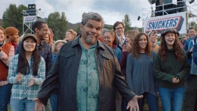 Photo of Snickers reveals its 'solution' for fixing the world's out-of-sortsness in New Super Bowl LIV ad