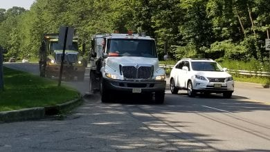 Photo of Morris County crews intensify Lake Hopatcong street cleaning and storm drains programs
