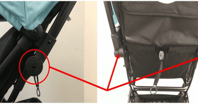 Photo of Baby strollers sold at Target, Amazon recalled due to fall hazard
