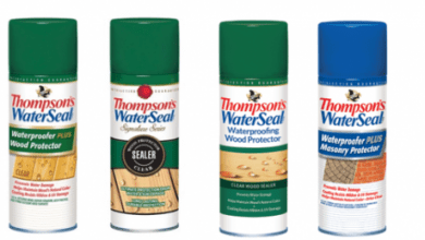 Photo of Thompson's WaterSeal sprays sold at Lowe's, Walmart, Home Depot, others being recalled
