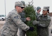 Photo of Donaldson's Greenhouse and Nursery participates in 'Trees for Troops'