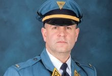 Photo of New Jersey State Police names Lawrence Williams Trooper of the Year
