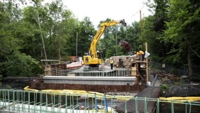 Photo of Morris County bridge work continues despite COVID-19 crisis