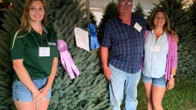 Photo of Warren County grower to provide Christmas tree to VP