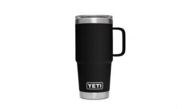 Photo of YETI recalls rambler travel mugs with stronghold lid due to injury and burn hazards