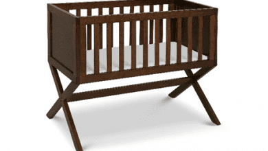 Photo of DaVinci Bailey bassinets sold online recalled due to fall hazard