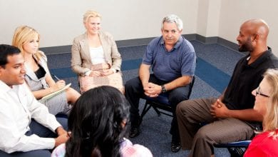 Photo of Support Group to Help Prevent Caregiver Burnout